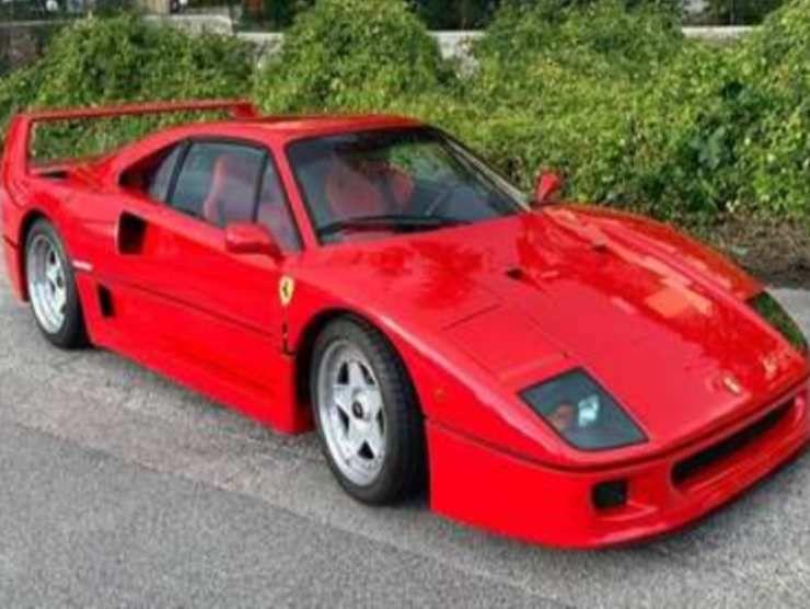 Ferrari F40 AutoScout