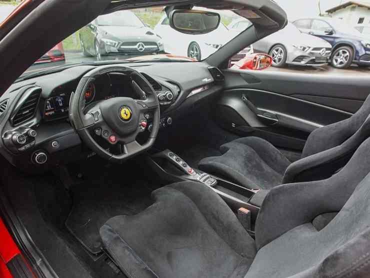"""Ferrari 488 Spider Tailor Made """"KIMI RÄIKKÖNEN 1of1"""""""