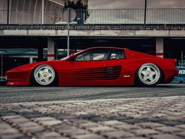 Ferrari cattiva