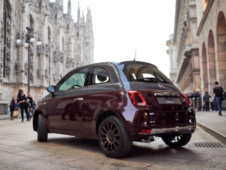 Fiat 500 10 luglio 2021