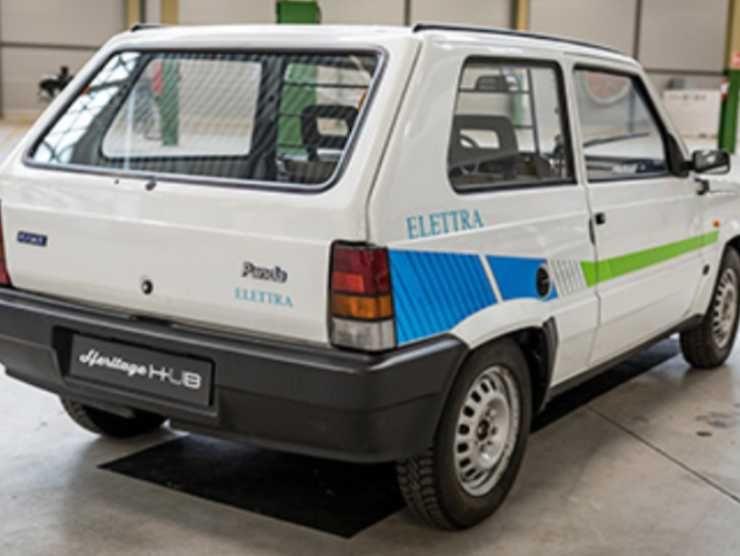 Fiat Panda Elettra 2