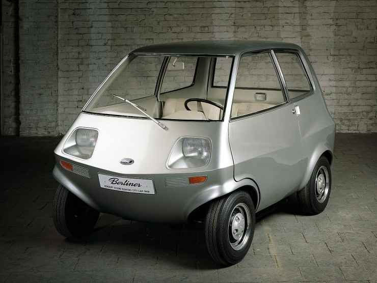 Ford Berliner (Small Cars Club)