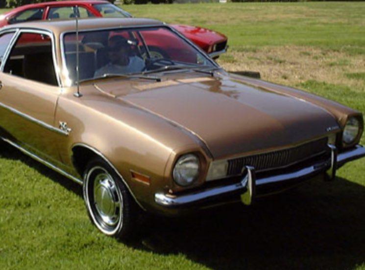 Ford Pinto 18 luglio 2021