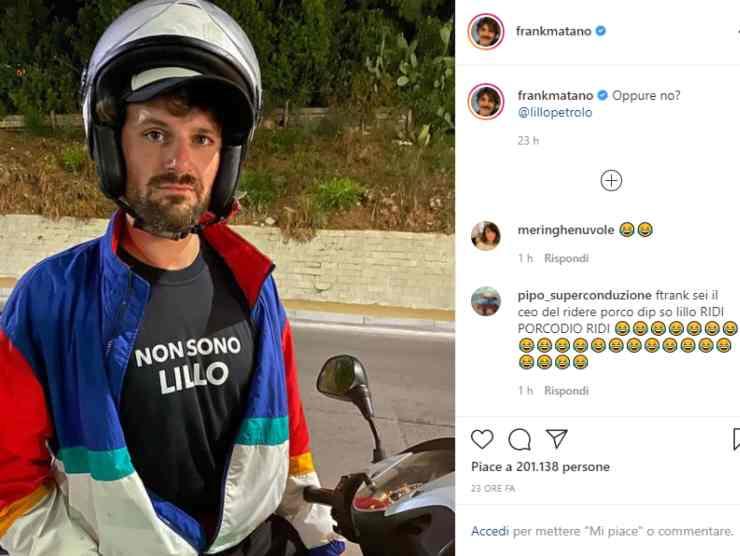 frank matano scooter