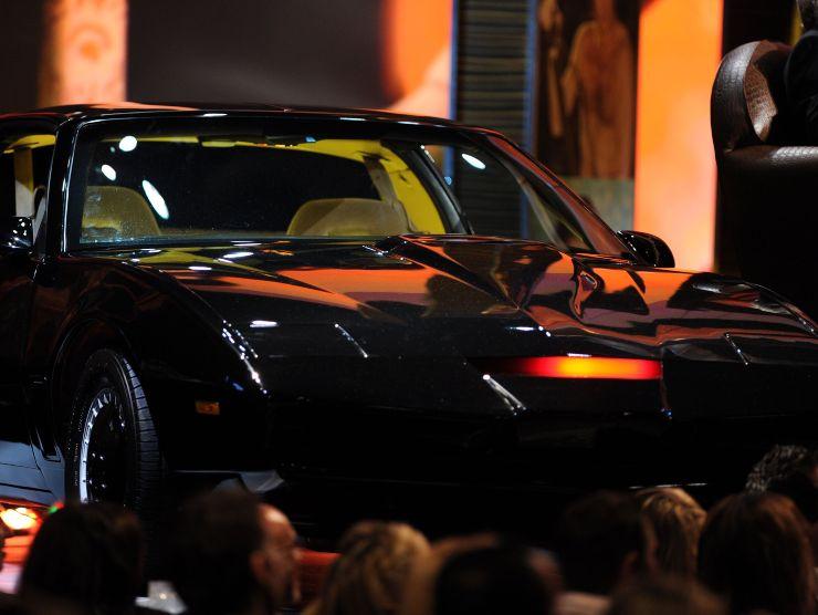KITT di Knight Rider (Getty Images)