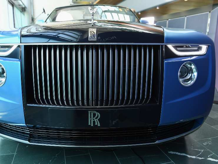Rolls-Royce Boat Tail (Getty Images)
