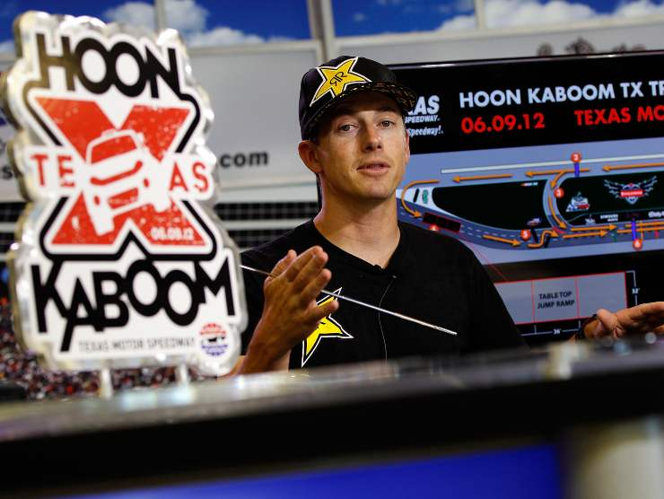 Tanner Foust (Getty Images)