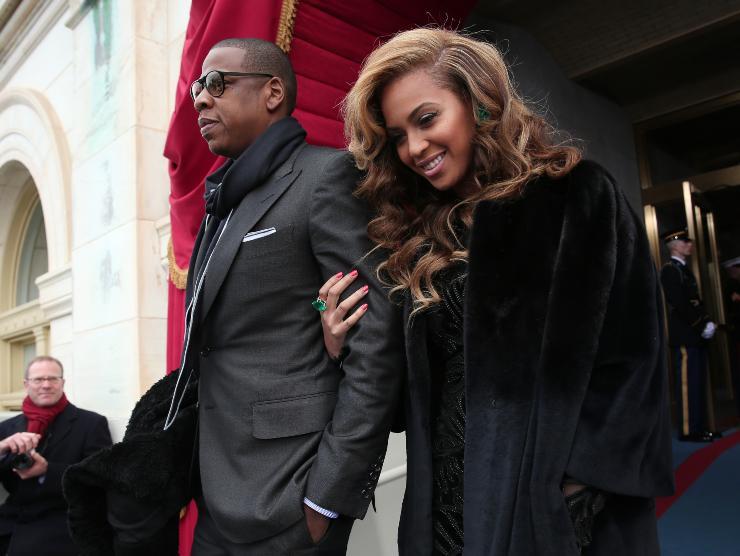 Jay-Z e Beyoncè (Getty Images)