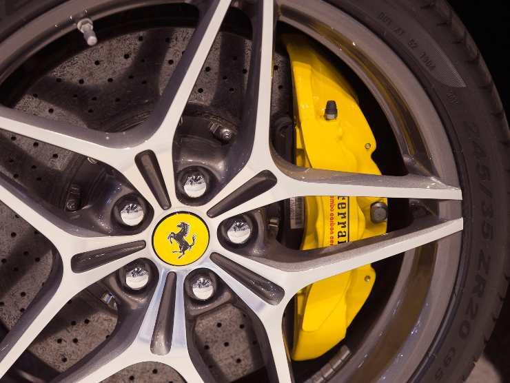 Cerchio Ferrari (Getty Images)