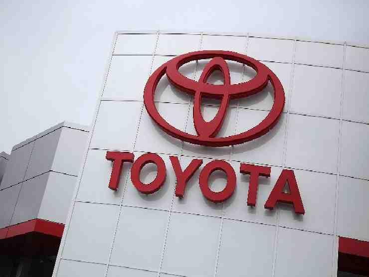 Marchio Toyota