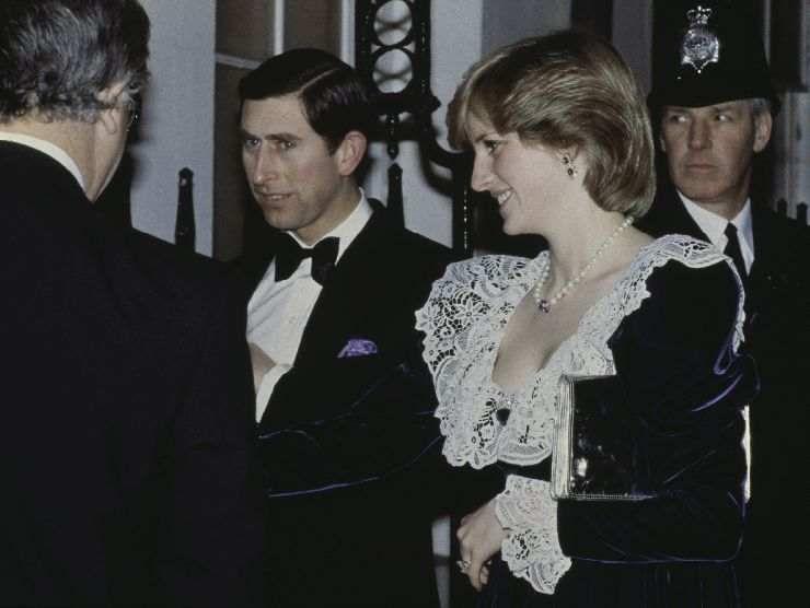 Lady Dianamatrimonio