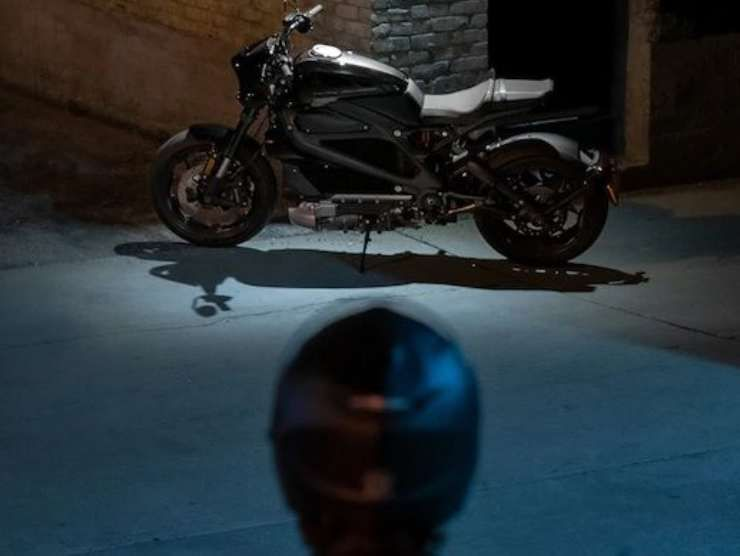 Livewire Harley Davidson 2