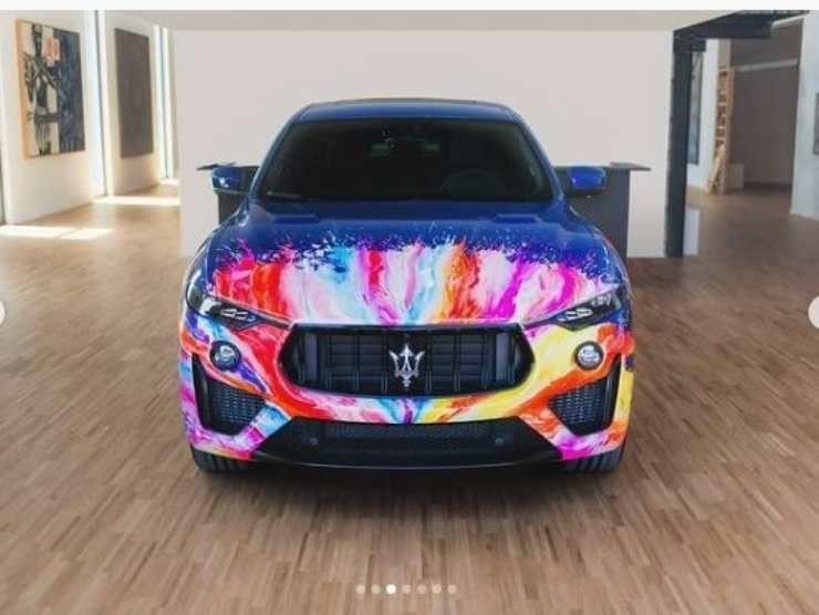 Maserati Bottura