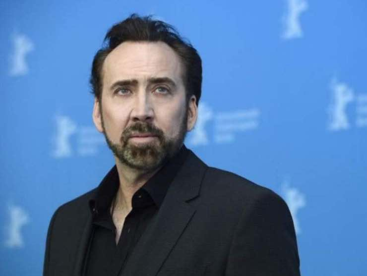 Nicolas Cage 16 luglio 2021