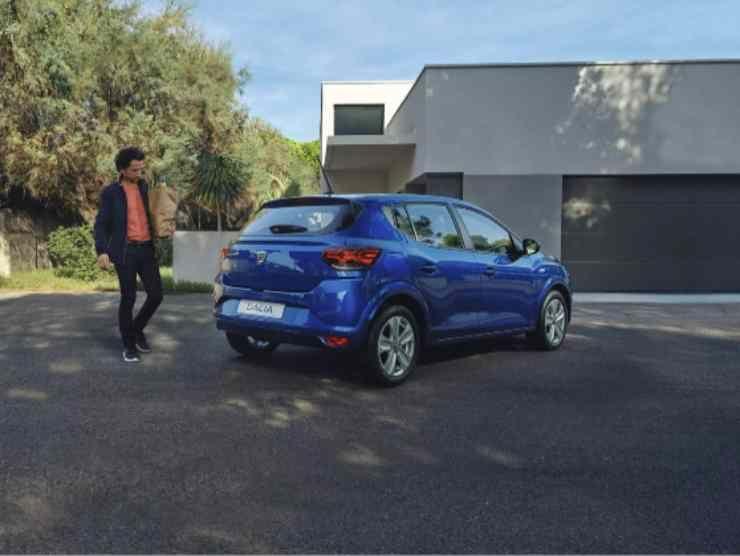Nuova Dacia Sandero 2