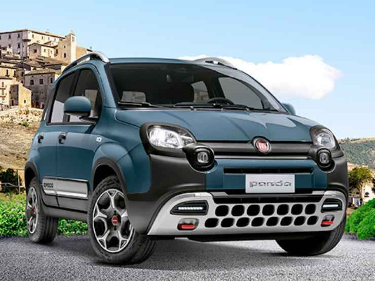 Fiat Panda hybrid