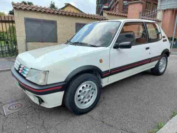 Peugeot 205 1.9 GTi (AutoScout)