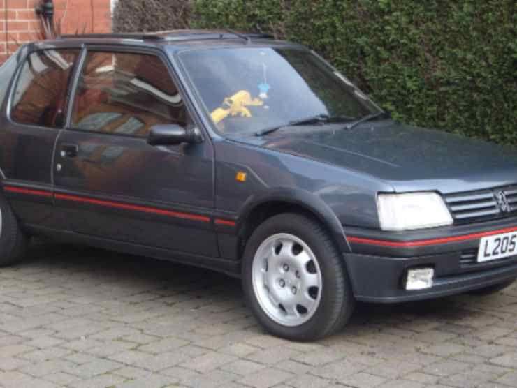 Peugeot 205 1.9 GTi (Wikipedia)