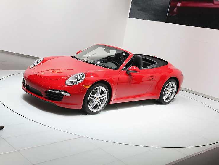 La Porsche di JLo