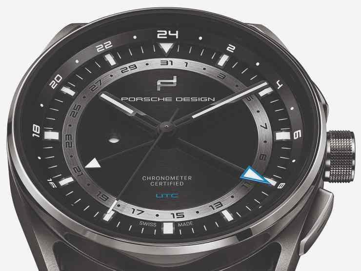 Porsche Design 1919 Globetimer UTC All Black 2