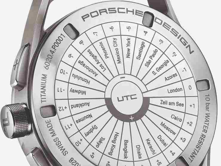 Porsche Design 1919 Globetimer UTC All Black 3