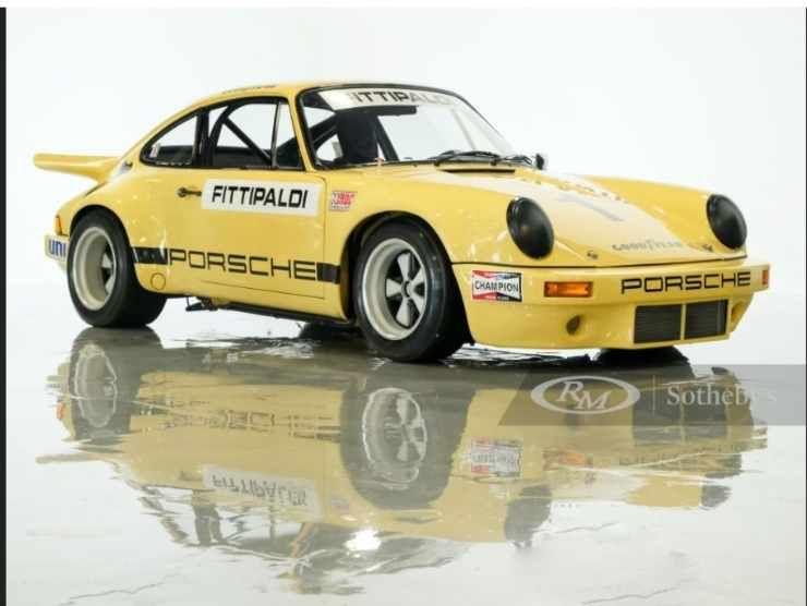 Porsche Escobar