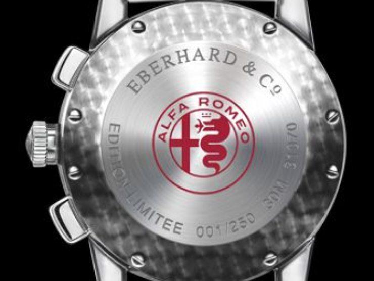 Quadrifoglio Verde Eberhard & Co.,