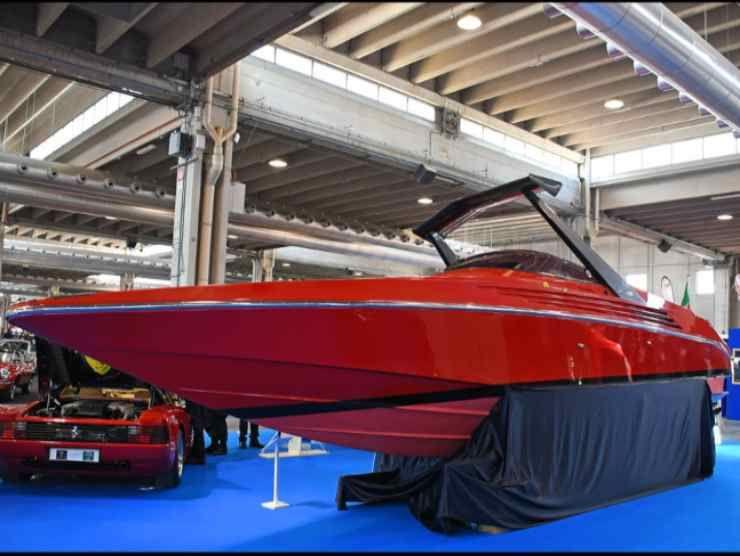 Riva Ferrari 32 Flickr