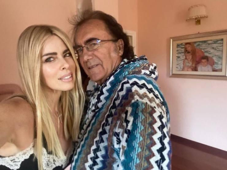Loredana Lecciso e Al Bano (Instagram)
