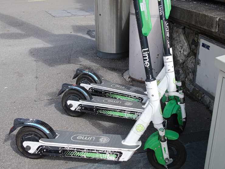 Scooters 14 luglio 2021