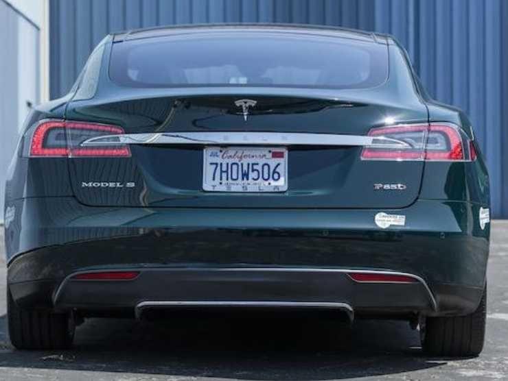 Tesla Tom Hanks in vendita 3