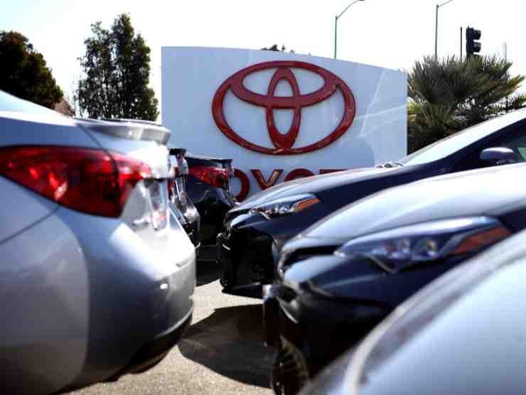 Toyota marchio