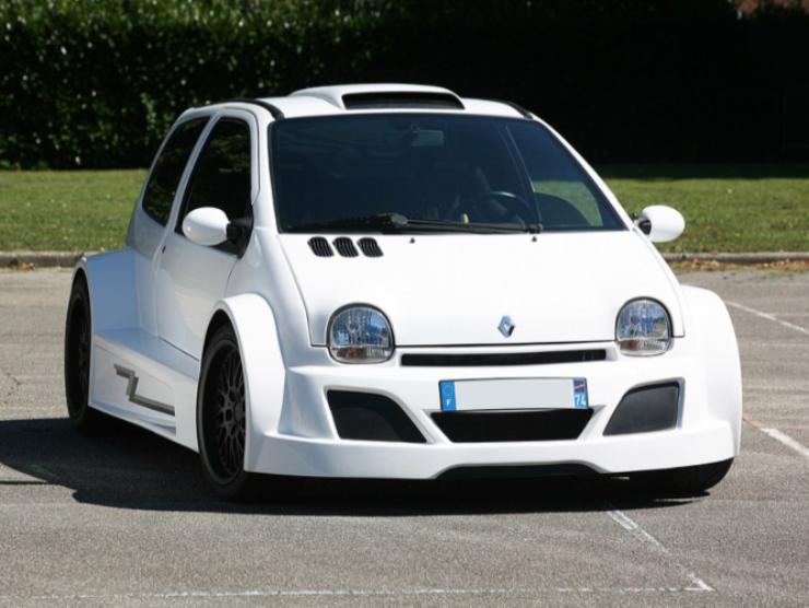 Renault Lazareth Twingo V8