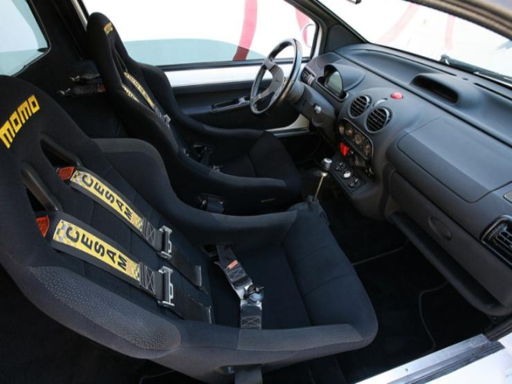 Renault Lazareth Twingo V8 (Lazareth)