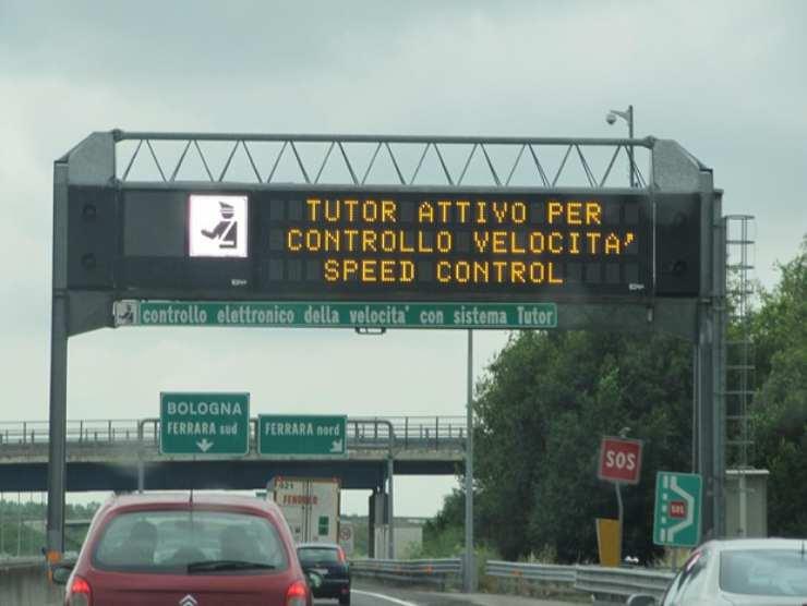 Tutor autostrada
