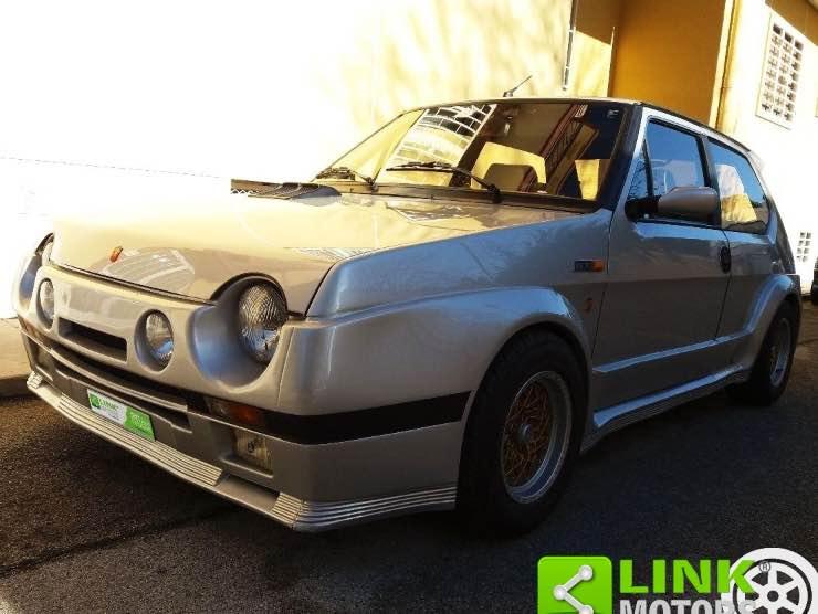 Fiat Ritmo Horman (E-Bay)