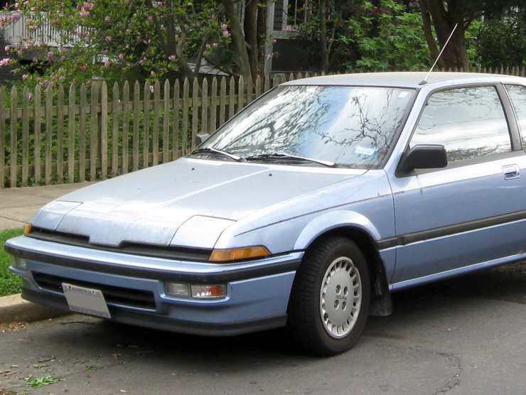 Honda Integra DA (Wikipedia)