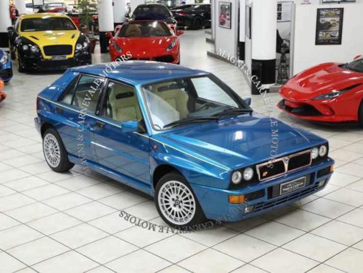 Lancia delta Integrale (eBay)
