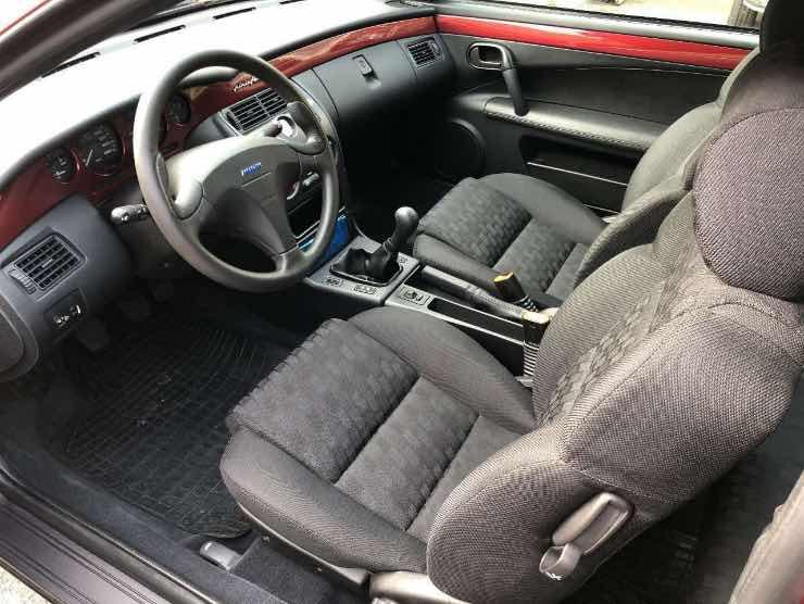 Fiat Coupe in vendita su eBay