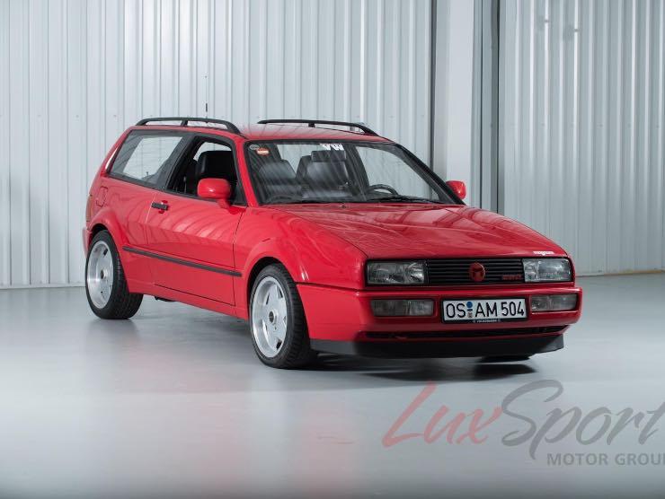 Volkswagen Corrado (barscoop)