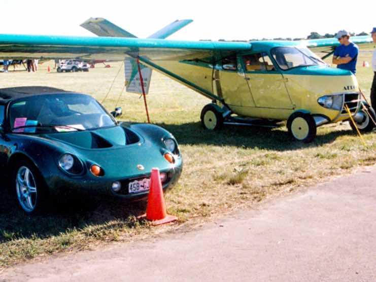 Aerocar 2000