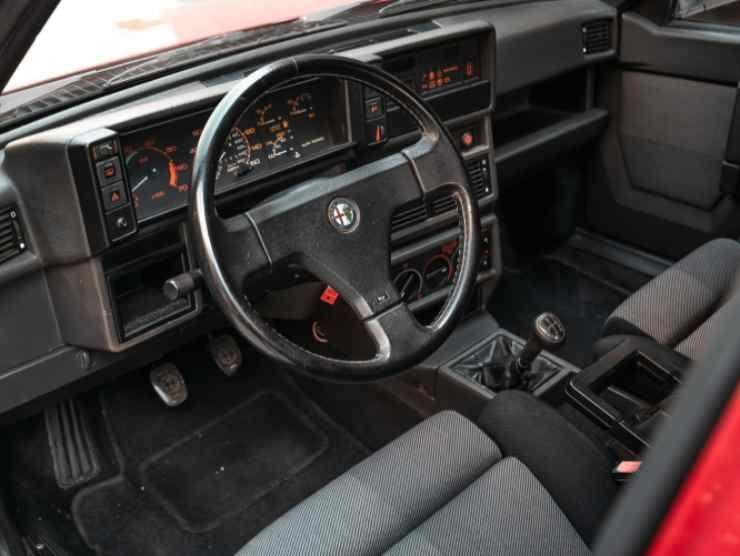 L'Alfa Romeo 75 America in vendita (Ruote da Sogno)