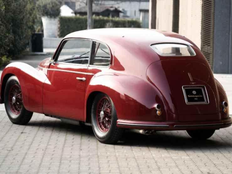 Alfa Romeo Freccia d'Oro 6c 2500 Sport