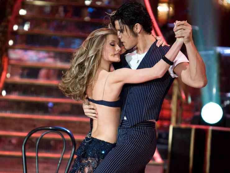 Andrea Montovoli Ballando con le stelle