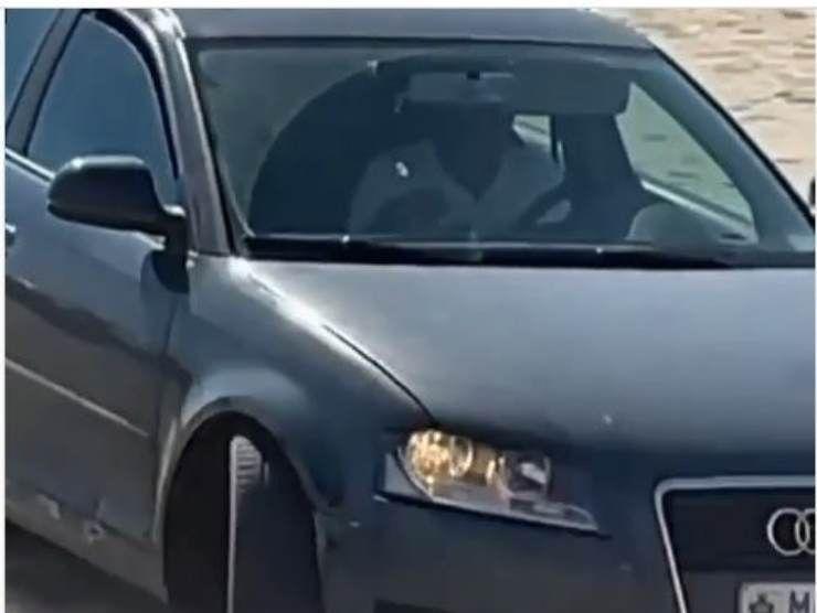 Audi A3 Sportback Riccione (Instagram)
