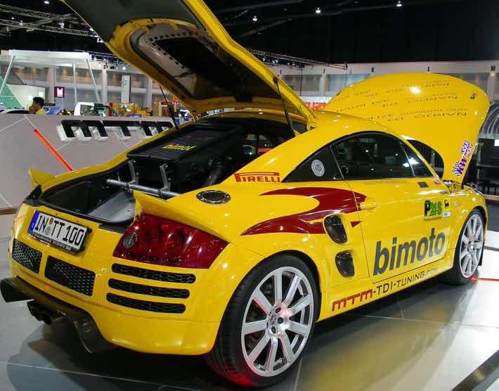 Audi Bimotore