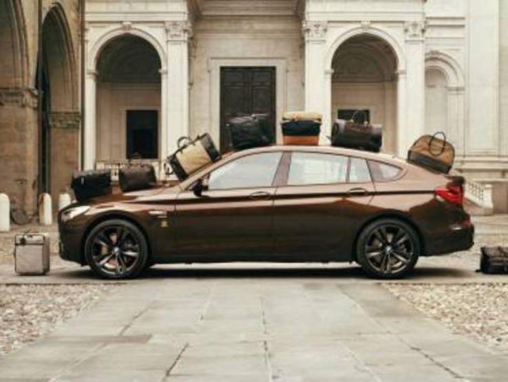 BMW Serie 5 Trussardi