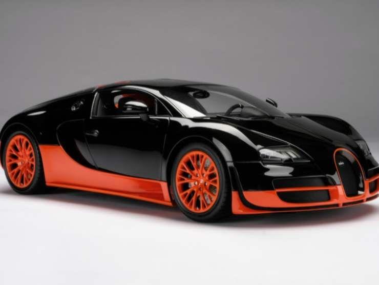 Bugatti Veyron Super Sport (Amalgam Collection)