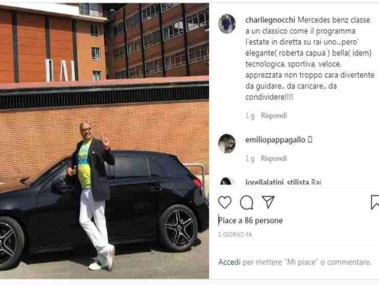 Charlie Gnocchi (Instagram)