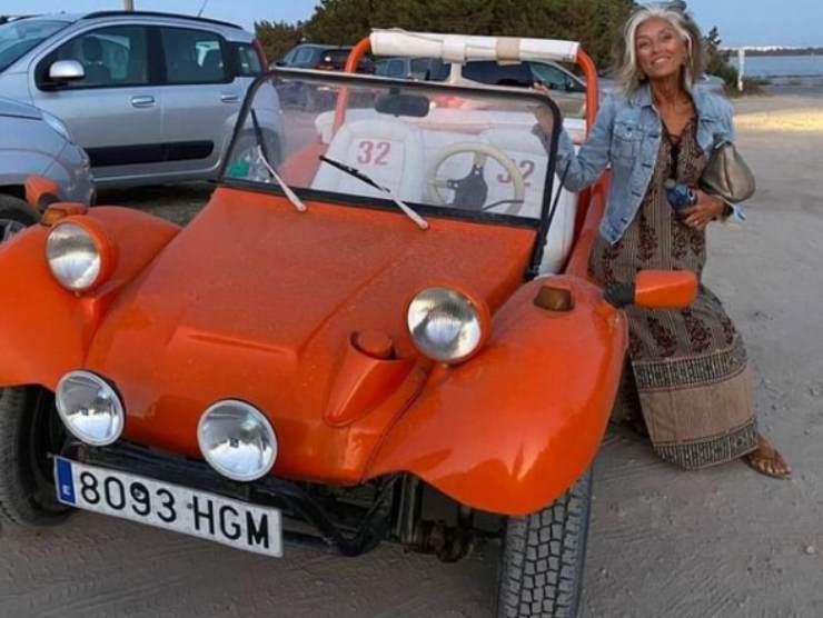 claudia marella dune buggy